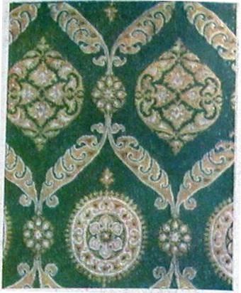 испанская ткань 15 век