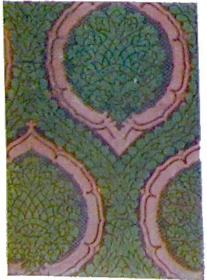 итальянская ткань 16 век