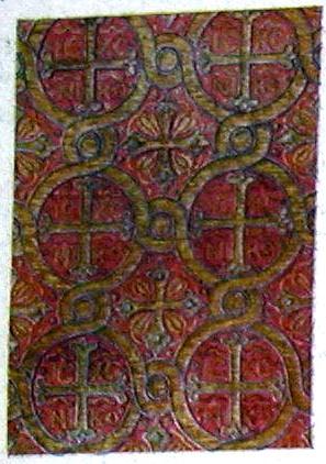 византийская ткань 10 век