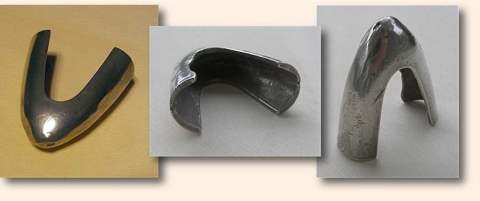 наконечники ножен