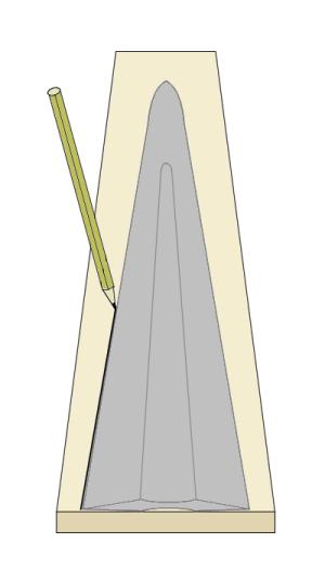 изгтовление ножен