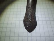 Втульчатый наконечник дротика
