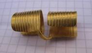 Золотая подвеска типа Шаренград
