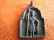 Иконка Киевской Руси святой воин Фёдор-Стратилат