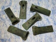 Клад кельтских топоров