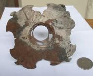Налобник конский 9 век
