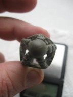 Массивная бронзовая киммерийская ароматница