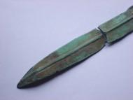 Бронзовый кинжал 950-750 гг. Чернолесская культура