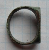 Перстень античный 2 в до н.э.