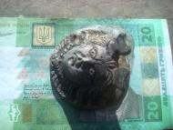 Бронзовый древнеримский фаллар