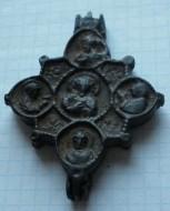 Энколпион квадрифолийный - 15 век