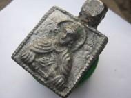 Иконка Киевской Руси - Спаситель, 12-13 век