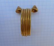 Женские золотые украшения эпохи Фракийского Гальштата, 9-7 века до н.э.
