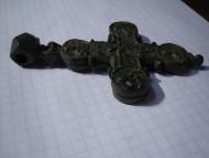 энколпион Киевской Руси «Богородица помогай»