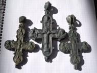 энколпионы Киевской Руси: «Купятицкая Богородица» и два «Богородица помогай»