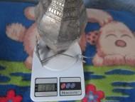 античный серебряный кувшин, вес 1315 грамм