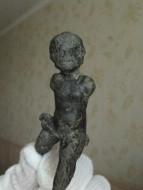 Фигурrа мальчика, римская империя 3 век н. э.