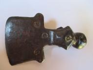 Статусный топорик с инкрустацией 9-12 век