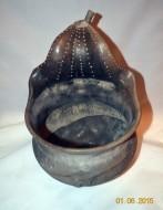 Большой корчаг (кувшин, горшок) Чернолесская культура IX-VII вв. до н. э.