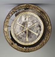 *Серебряную тарелку византийского епископа Патерна тоже обнаружили в Перещепинском кладе