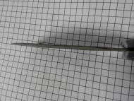 Медный нож катакомбной культуры