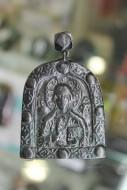 Иконка «Спас Вседержитель» 14 век