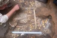 Роскошное убранство погребенного в Филипповском кургане