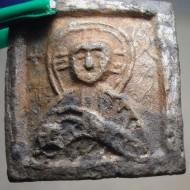 Иконка «Спас Эммануил» 15-16 век