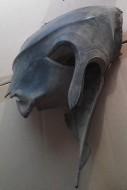 Шлем бронзовый Коринфского типа 3-4 века до нашей эры