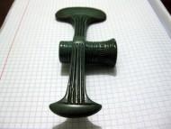 Бронзовый топорик-чекан Комаровская культура 15-12 век до н.э.