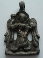 Привеска бронзовая Архангел