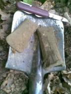 Клад изделий из бронзы