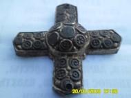 Крестовина оголовья боевого коня 11-13 век