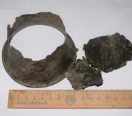Клад древнеримской серебряной посуды