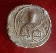 Крупная вислая печать «Князь Святослав (Николай) Ярославович Святой Николай»