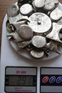 Вес серебряного «Пшерворского» пояса почти 300 грамм