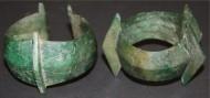 Такие браслеты носили на руках наши предки 1700 лет назад.