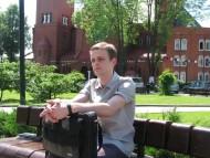 Андрей Радков надеется вернуть оружие воина ВКЛ в Беларусь