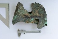 Находка древнего шлема в Кріму в 2013 году