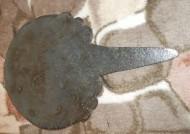 Бронзовое зеркало скифо-сарматского периода 3-1 века до нашей эры