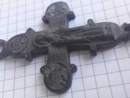 Створка энколпиона богородица Ассунта