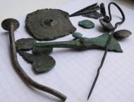 Амулет «топор братания» и сопутствующие предметы