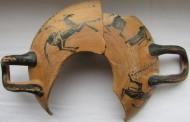 сосуд античный Килик