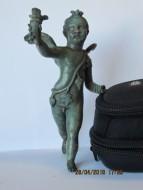 Древнеримская статуэтка «Амур с факелом»