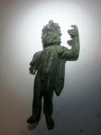 Бронзовая статуэтка Зевса