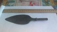 Бронзовый нож-кинжал с кольцевым упором, Срубная культура 16-12 в.до н.э.