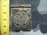 Литейная форма X-XI век с Рарогом гербом Рюриковичей