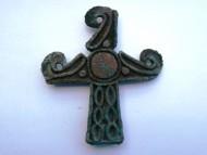Скифский крест «ольвийского» типа. VI-V в.в. до н.э.