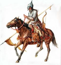 Воин из кургана Ковали