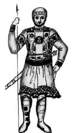 Чингульский воин-князь